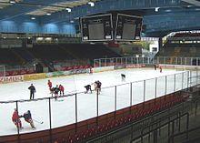 Hügelsheim Eishalle