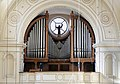 Breitenfeld (Wien) - Kirche, Hauptorgel.JPG