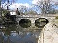 Bridge End bridge, Caergwrle (6).JPG