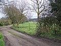 Bridleway, Ashley Barn - geograph.org.uk - 1174795.jpg