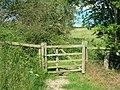 Bridleway towards Huggate - geograph.org.uk - 1395516.jpg