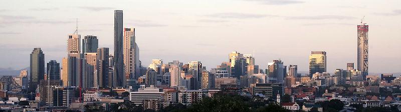 Brisbane city skyline, May 2013.jpg
