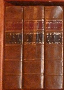 encyclop230dia britannica first edition wikipedia