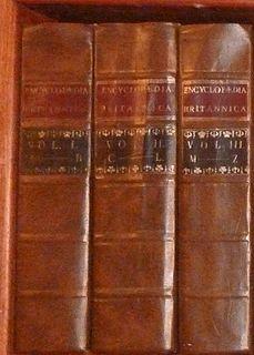 <i>Encyclopædia Britannica</i> First Edition
