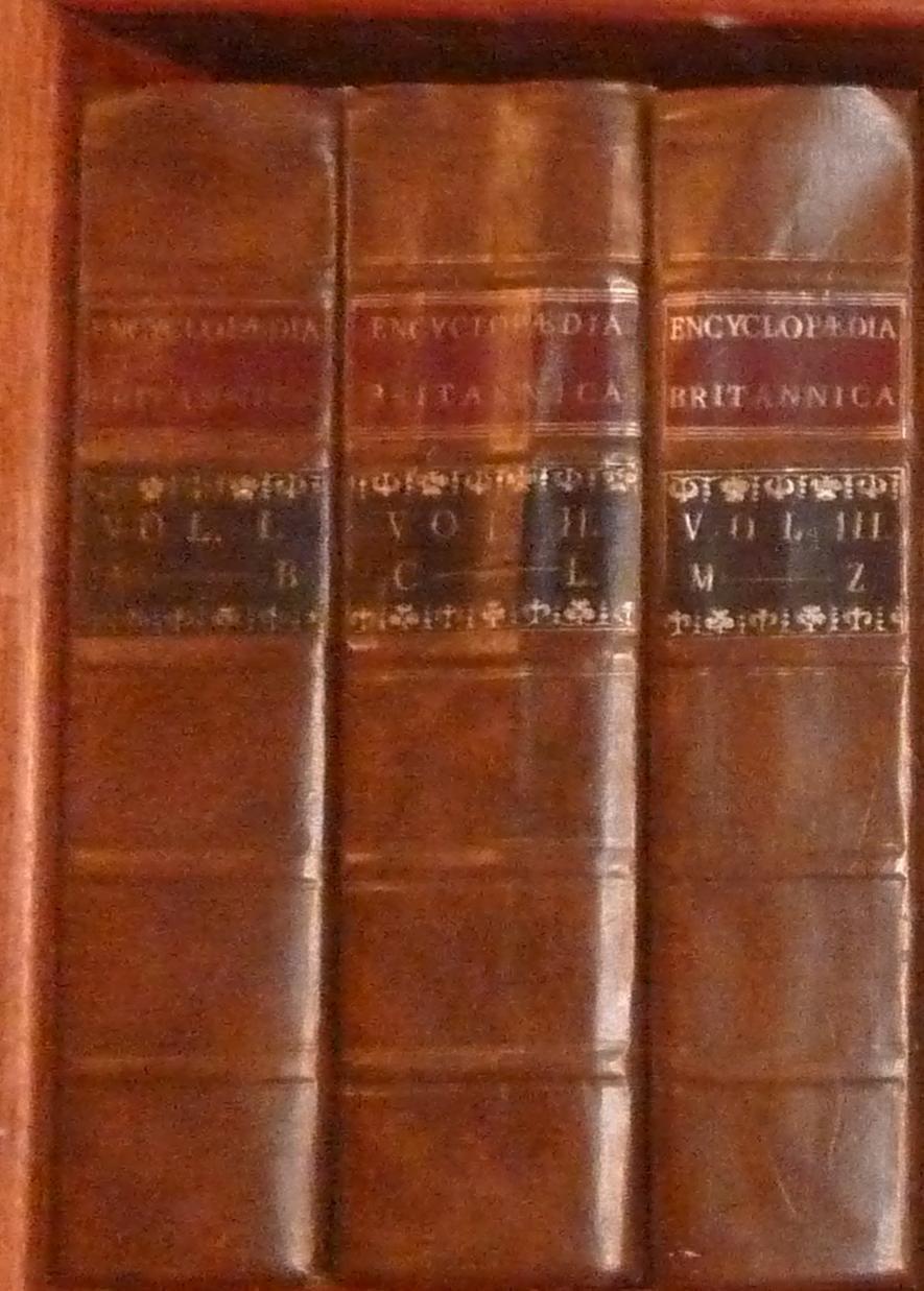 Britannica 1. baskı