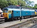 British Rail Class 50 50042 Triumph On the Bodmin and Wenford Railway.jpg