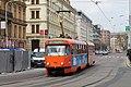 Brno, Benešova, Tatra K2P č. 1118 (2013-04-27; 01).jpg