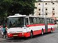 Brno, Mendlovo náměstí, zastávka, Karosa B 941 E č. 2345.jpg