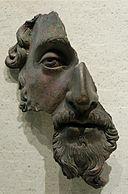 Bronze Marcus Aurelius Louvre Br45