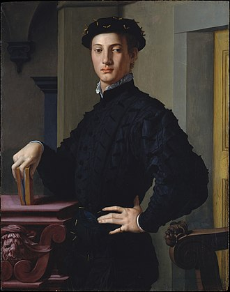 Bronzino - Image: Bronzino (Agnolo di Cosimo di Mariano) Portrait of a Young Man The Metropolitan Museum of Art