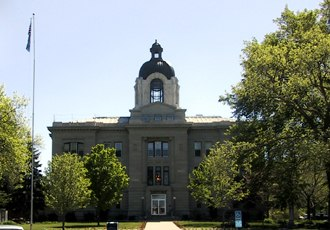 Brookings County, South Dakota - Image: Brookings court house
