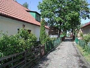 Brzeźno - Image: Brosen gdansk mila str