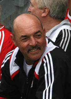 Bruce Grobbelaar Zimbabwean footballer and manager