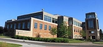 Bruce T. Halle Library - Image: Bruce T. Halle Library Eastern Michigan University Ypsilanti Michigan