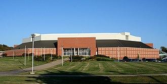 Bud Walton Arena - Image: Bud Walton Arena 1
