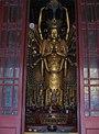 Buddha statue in Jade Buddha Temple 2.jpg