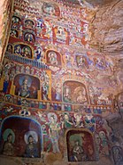 Buddhist paintings Yungang