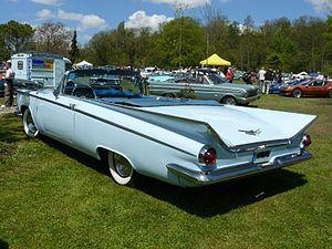 Buick LeSabre - 1959 Buick LeSabre convertible