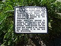Bulow Plantation Ruins SP ruins info sign01.jpg