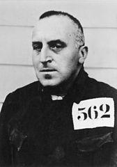 Carl von Ossietzky w 1934 roku
