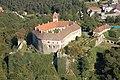 Burg Bernstein, Luftbild.JPG