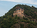 Burg Katz, St. Goarshausen, Southwest view 20141002 3.jpg