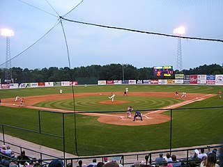 Burlington Bees Minor League Baseball team