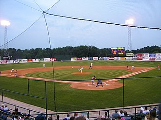 Burlington Bees - Burlington Community Field