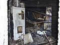 Burned house in Hamina, interior.JPG