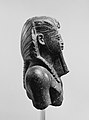 Bust from Statue of a King MET 267763.jpg
