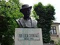 Bustul scriitorului Ion Luca Caragiale.jpg