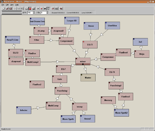 Modular software music studio - WikiMili, The Free Encyclopedia