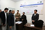 CEO PESCO Syed Hassan Fazil inaugurates Revenue Protection Cell PESCO (16504760457).jpg
