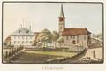 CH-NB - Hindelbank, Pfarrhaus und Kirche - Collection Gugelmann - GS-GUGE-WEIBEL-D-56.tif