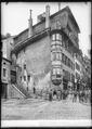 CH-NB - Lausanne, Ancienne maison bernoise, vue d'ensemble extérieure - Collection Max van Berchem - EAD-7275.tif