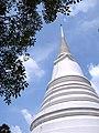 CHEDI@วัดเฉลิมพระเกียรติ นนทบุรี - panoramio.jpg
