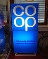 COOP Aufsteller im Hamburger Genossenschaftsmuseum.JPG