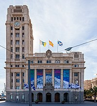 Cabildo Insular de Tenerife, Santa Cruz de Tenerife, España, 2012-12-15, DD 01.jpg