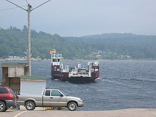 Grand Bay–Westfield Town in New Brunswick, Canada