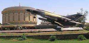 6th of October Panorama - Egyptian Air Force MiG-21