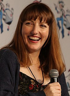 Caitlin Glass American voice actress