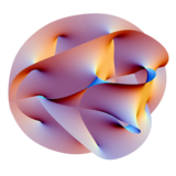 Теория струн — Википедия