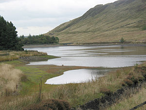 Haslingden - Calf Hey Reservoir in Grane Valley