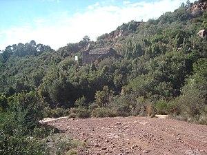 Camí d'un Antro, Parc Natural del Desert de Les Palmes, Castelló.JPG