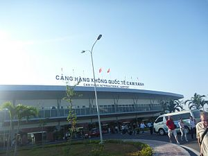 Cam Ranh International Airport - Cam Ranh Airport terminal