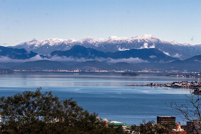 Lugares para ver neve em Santa Catarina