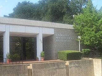 Camden, Arkansas - Camden Municipal Building