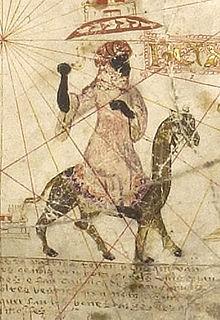Abu Bakr ibn Umar Almoravid general