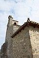 Campanario de la iglesia de San Mamés de Burgos.jpg