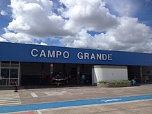 Campo Grande Airport from the boarding lanes.JPG